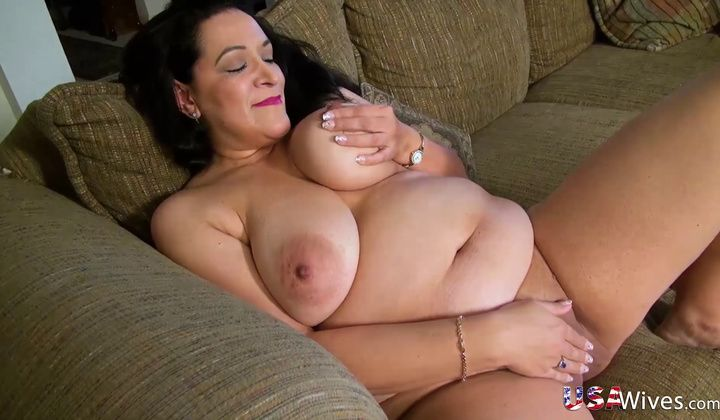 Female - Usawives Solo Mature Masturbation Compilation